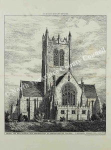 All Saints Church Northallerton 1883