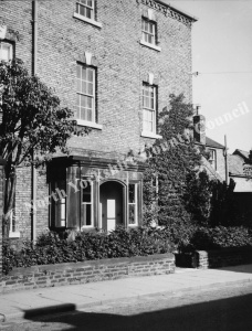 Register House, Northallerton 1956