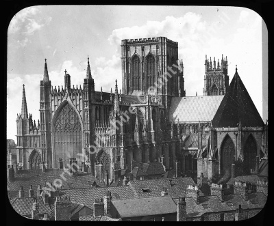 York Minster from North East