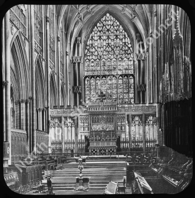 York Minster, The Chancel