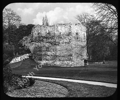 York, The Multangular Tower