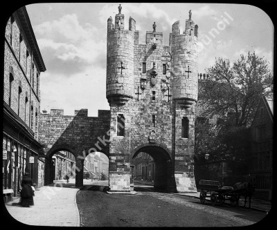 York, Micklegate Bar