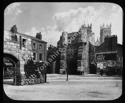 York, Bootham Bar