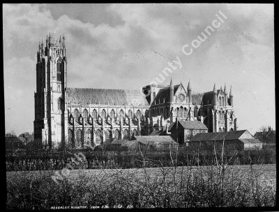 Beverley Minster from South West