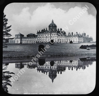 Castle Howard from the lake