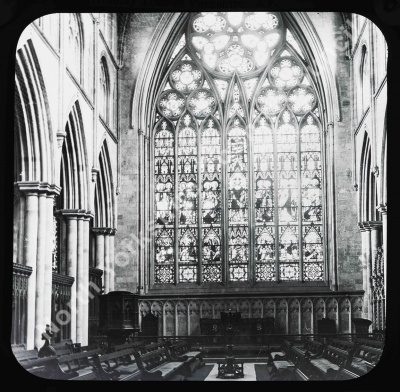 Ripon Cathedral, The Chancel