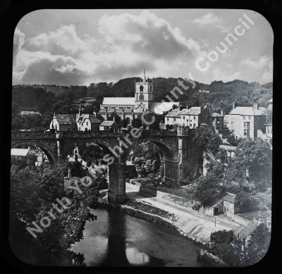 Knaresborough from Castle