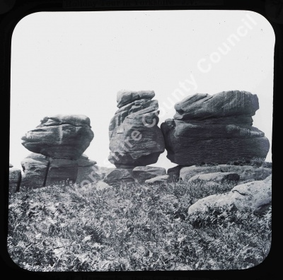Harrogate, Brimham Rocks