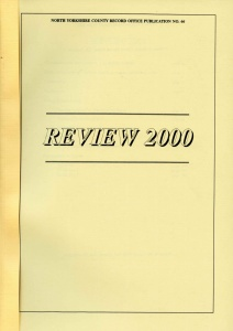 NYCRO Review 2000