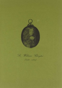 The Papers of Sir William Chaytor of Croft 1639-1721 edited by M.Y.Ashcroft
