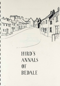 Hird's Annals of Bedale edited by Lesley Lewis