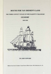 Bound for Van Diemen's Land by John Howard