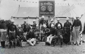 Newcastle and Whitley Bay Cycling Club, Harrogate 1898