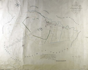 Historic tithe map of Normanby