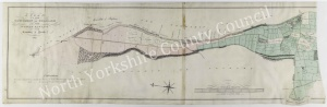 Historic map of Beadlam 1819