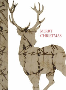 Record Office Christmas Cards - Brown Deer