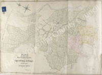 Historic inclosure map of Ripon 1858, Plan 7