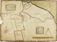 Historic plan of land at Whitby