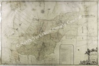 Historical map of Low Gatherley Moor 1778