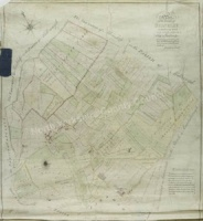 Staveley enclosure map 1805 digital copy