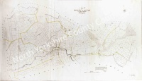 Historic tithe map of Great Ayton 1847