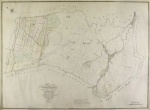 Historic map of Hunton 1811