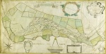 Historic map of Marske 1759