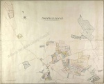 Historic map of Northallerton 1850