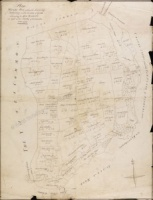 Historic map of Blansby Park, Pickering 1779
