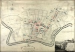 Historic map of Richmond 1773