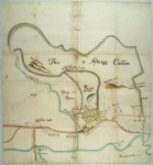 Historic map of Askrigg