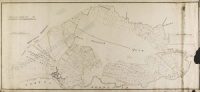 Historic map of Malton 1770