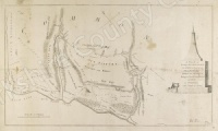 Historic map of land at Muker